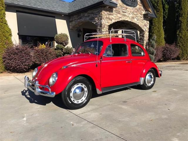 Picture of '63 Volkswagen Beetle located in North Carolina Offered by  - P5OQ