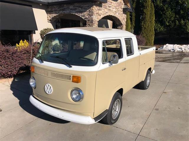 Picture of '68 Transporter - P5OT