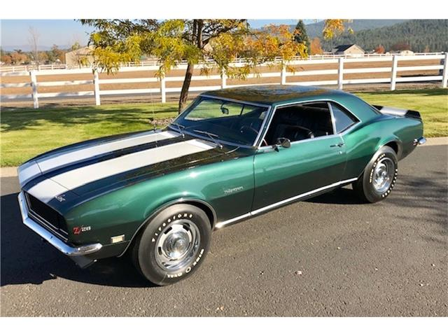 1968 Chevrolet Camaro RS Z28