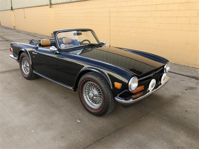 Picture of '74 TR6 - P5P4