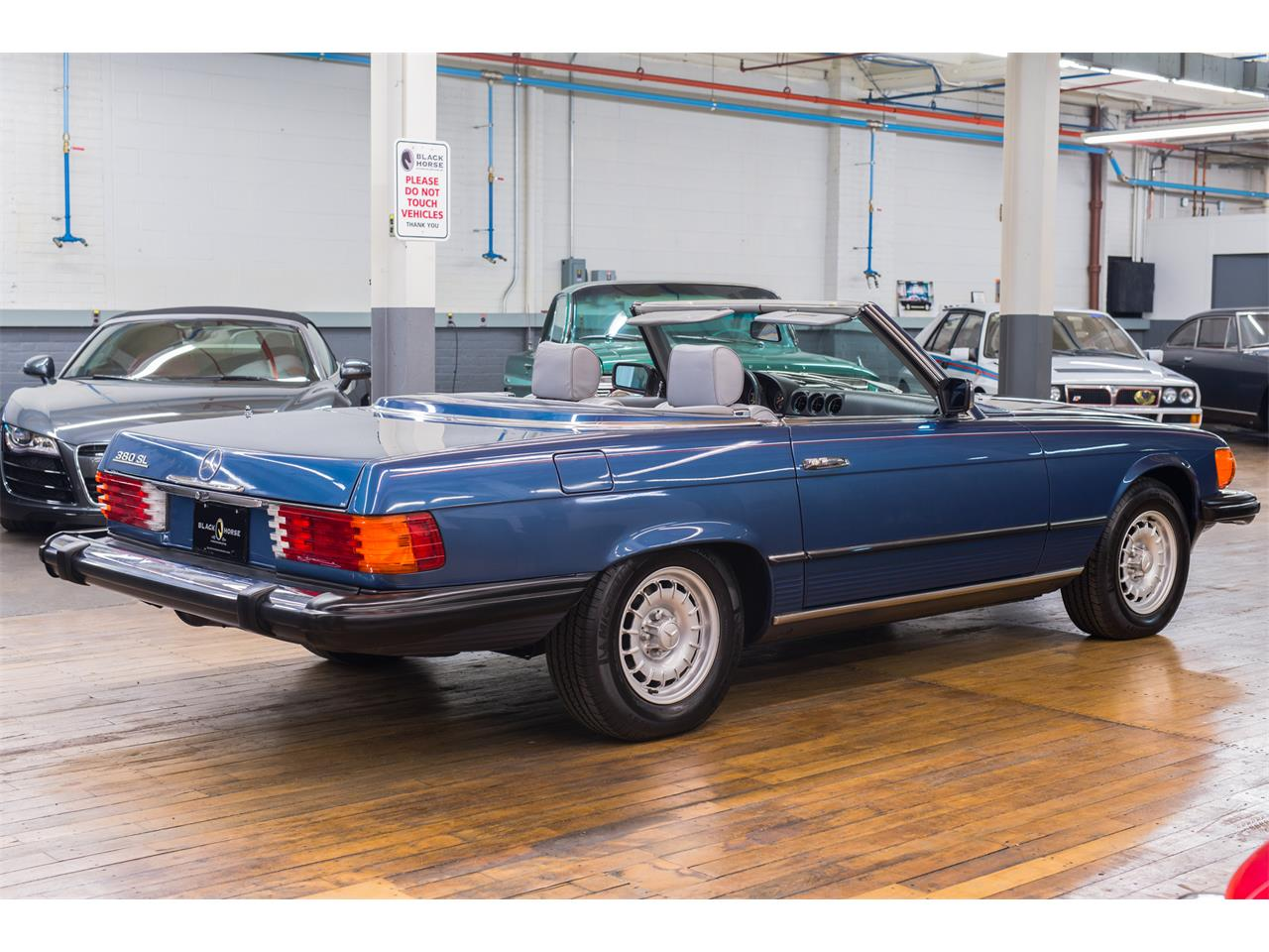 Large Picture of '83 380SL - P5P7