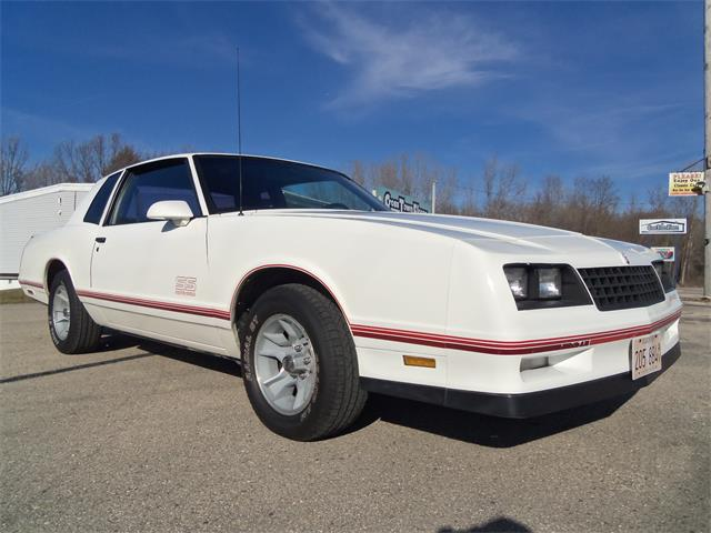 Picture of '87 Monte Carlo SS - P5PD