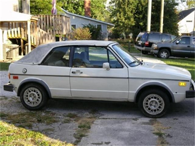 Picture of '87 Cabriolet - P5PN