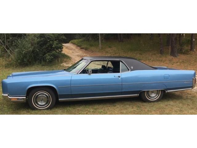 1970 To 1972 Lincoln Continental For Sale On Classiccars Com