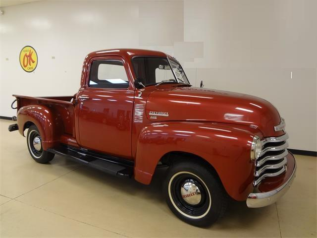 Picture of Classic 1950 Chevrolet 3100 located in Oswego Illinois Offered by a Private Seller - P5PV