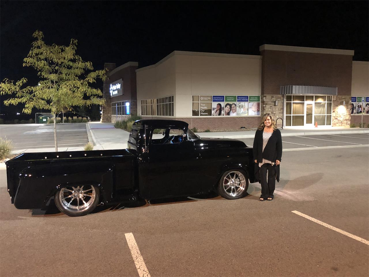 Large Picture of '55 Chevrolet Pickup - P5Q7
