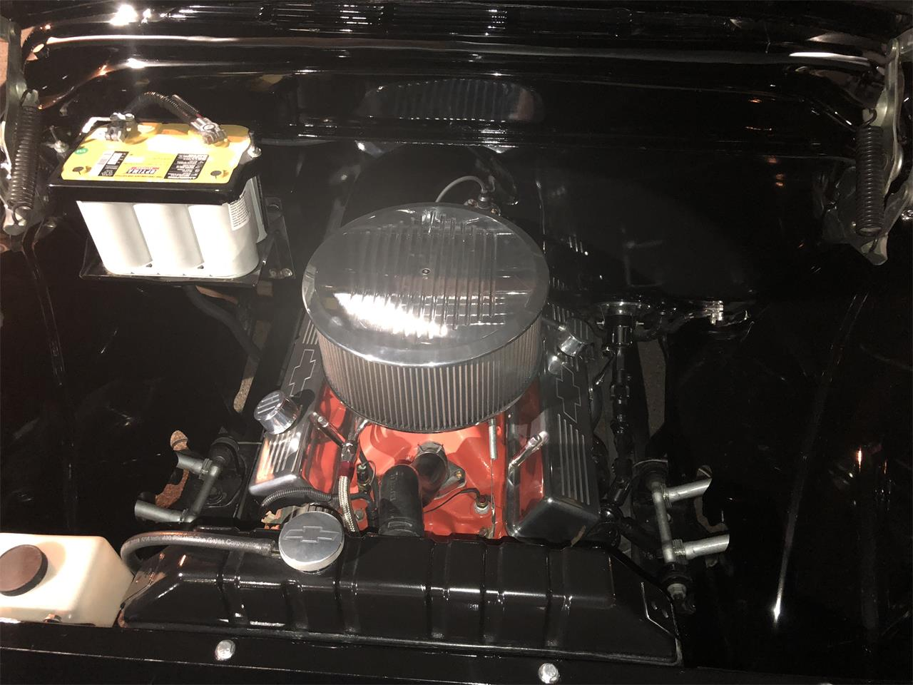 Large Picture of Classic '55 Chevrolet Pickup - $65,000.00 - P5Q7