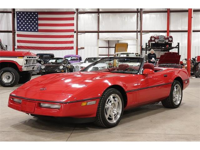 Picture of '90 Corvette - P5R4