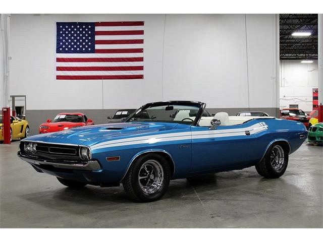 Dodge Challenger Convertible >> 1971 Dodge Challenger For Sale On Classiccars Com