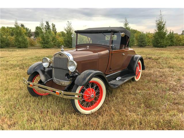 Picture of '29 Model A - P5S0