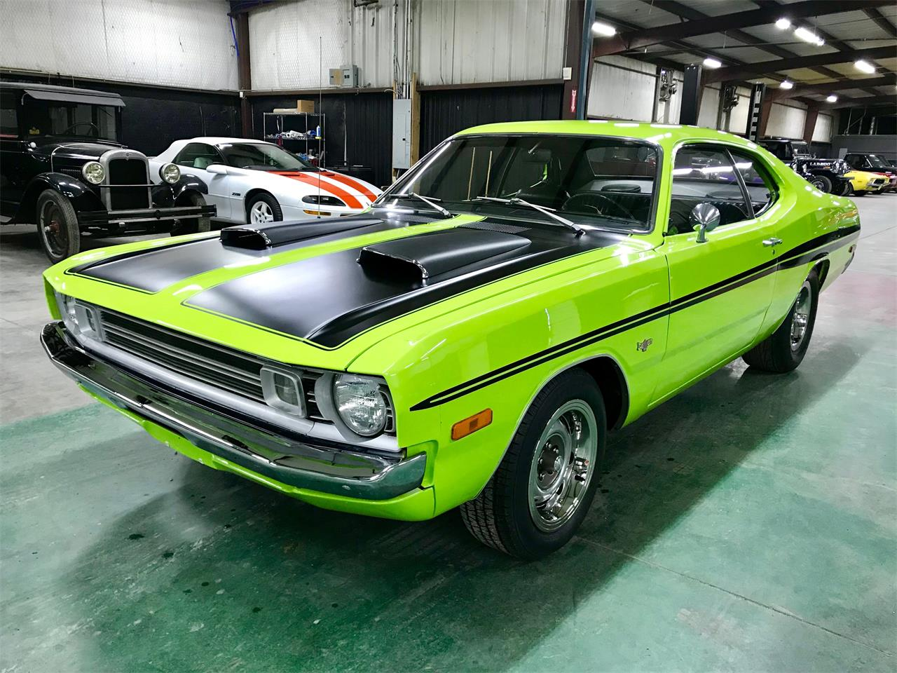 1972 dodge demon for sale cc 1170004. Black Bedroom Furniture Sets. Home Design Ideas