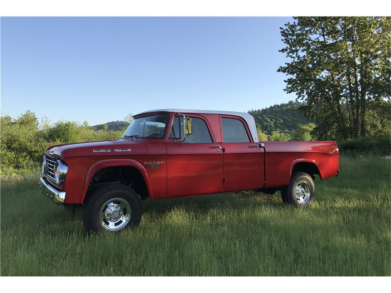 1966 Dodge W200 Power Wagon For Sale