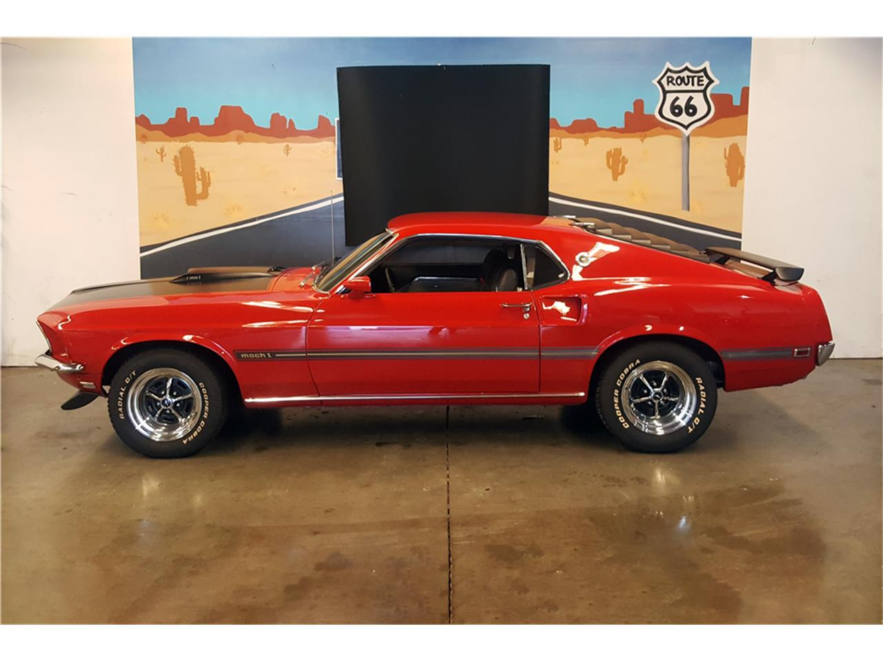 Large Picture of '69 Mustang Mach 1 - P5WJ
