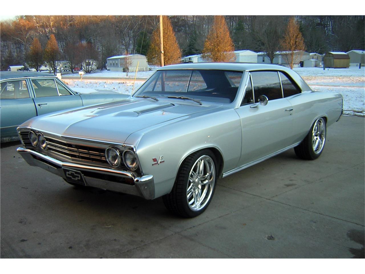 1967 Chevrolet Chevelle SS for Sale   ClassicCars com   CC