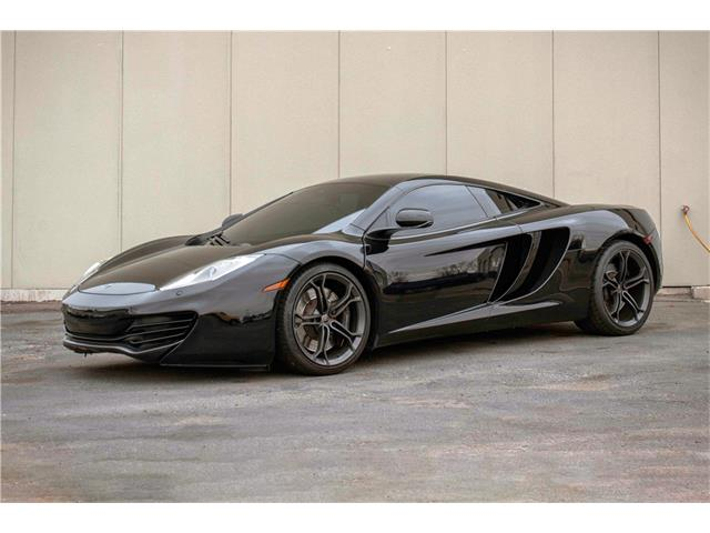Picture of '12 MP4-12C - P5XH