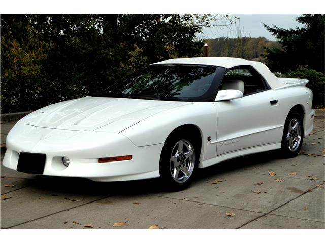 Picture of '95 Firebird Trans Am - P5XM