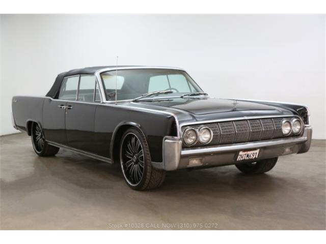1963 To 1965 Lincoln Continental For Sale On Classiccars Com
