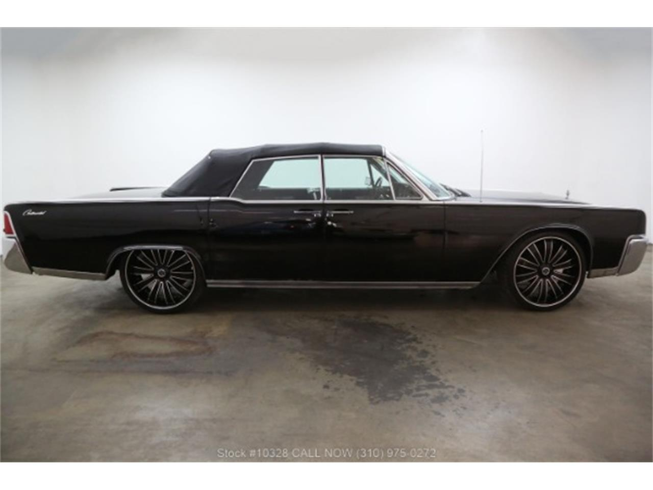 Large Picture of '64 Continental - P5YJ