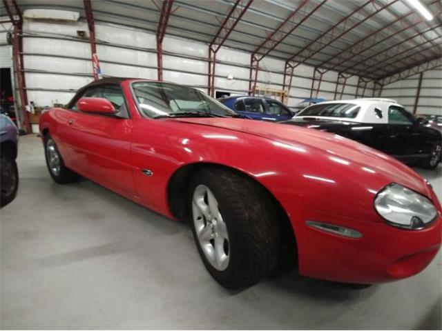 Picture of 2000 XK8 located in Michigan - $10,995.00 - P5YZ