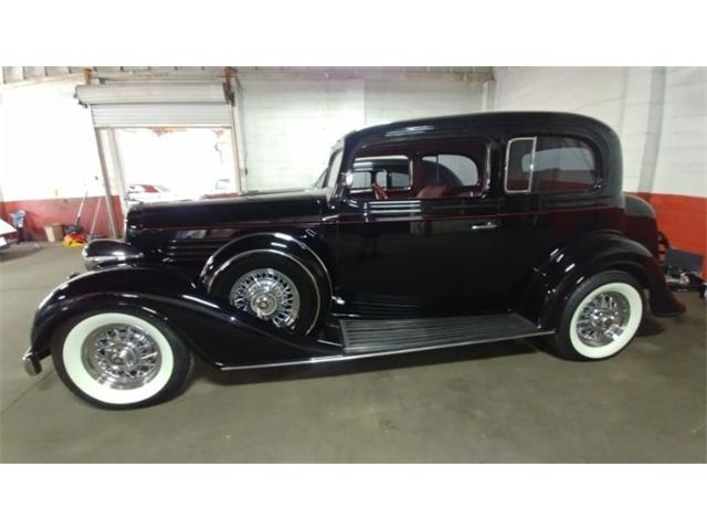 Picture of '34 2-Dr Coupe - P5Z2