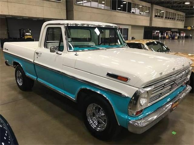 Picture of '68 F100 - P5Z4