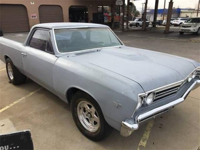 Picture of Classic 1967 Chevrolet El Camino located in Michigan Offered by  - P5ZE