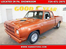 Picture of '79 D150 located in Homer City Pennsylvania Offered by Hanksters Hot Rods - P602