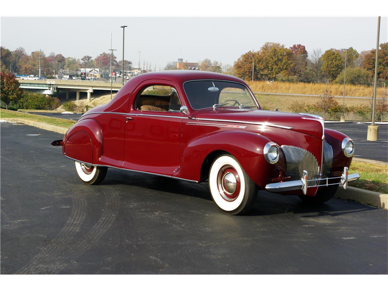 1940 Lincoln Zephyr For Sale Classiccars Com Cc 1170418