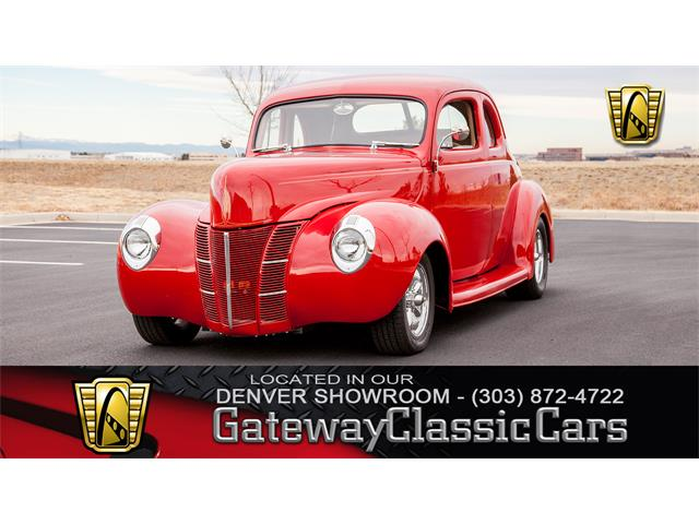 Picture of '40 Business Coupe - P605