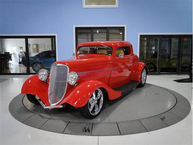 Picture of '33 3-Window Coupe - P607