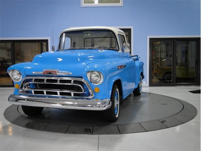 1957 Chevrolet 3100 For Sale On Classiccars