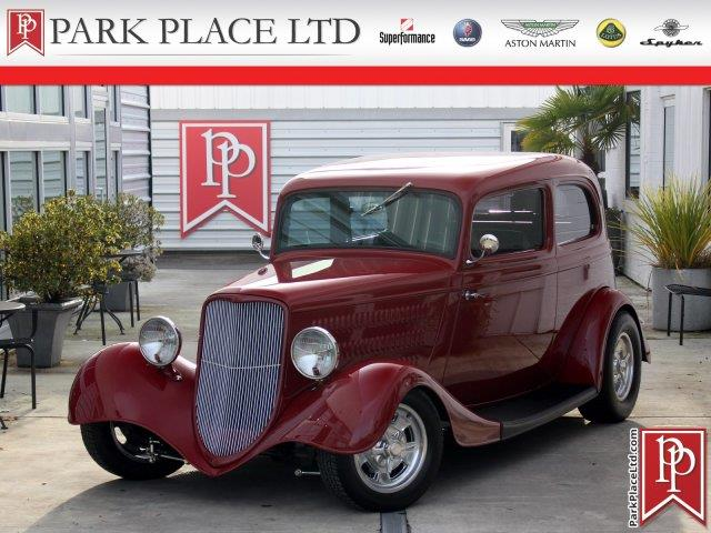 Picture of '34 Custom Deluxe - P60T
