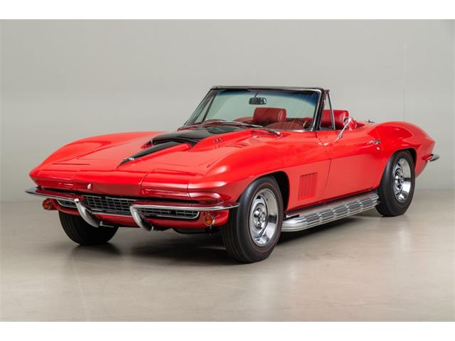 Picture of Classic '67 Chevrolet Corvette located in Scotts Valley California - P60Y