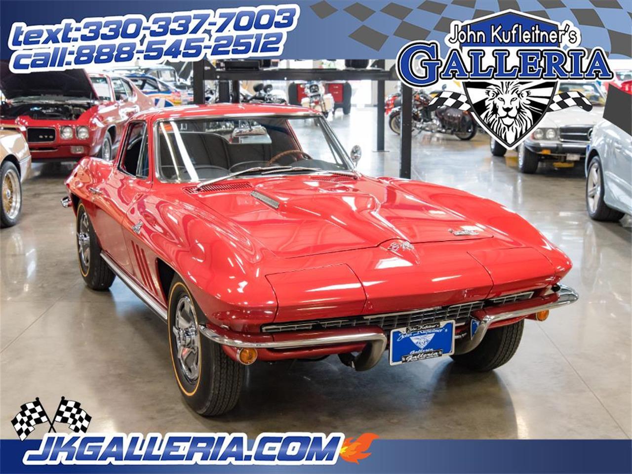 1966 Chevrolet Corvette Stingray For Sale Classiccars Com Cc 1174218