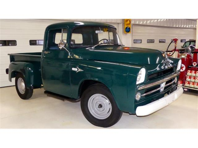 Picture of Classic '57 Dodge D100 located in Columbus Ohio - P61J
