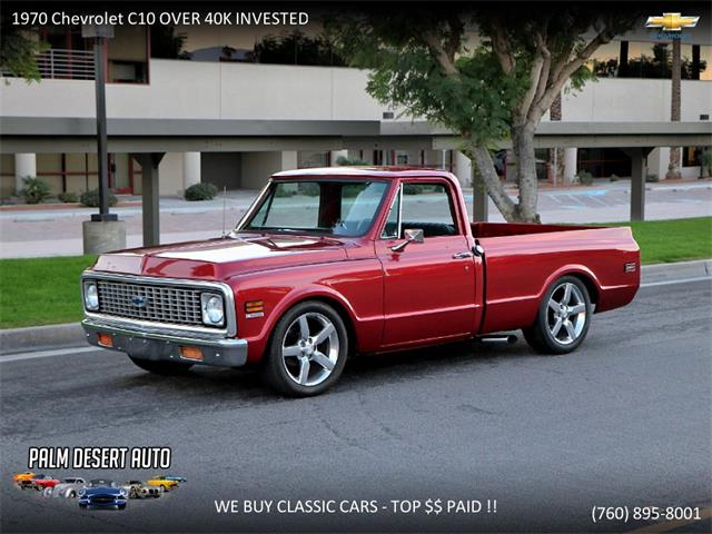 Picture of '70 C10 - P61T