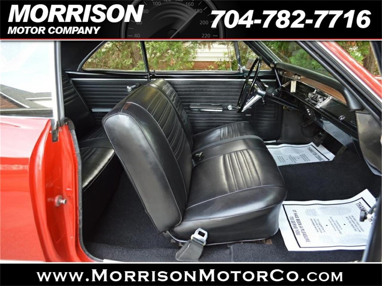 Large Picture of 1967 Chevrolet Chevelle Malibu located in North Carolina - $24,900.00 Offered by Morrison Motor Company - P626