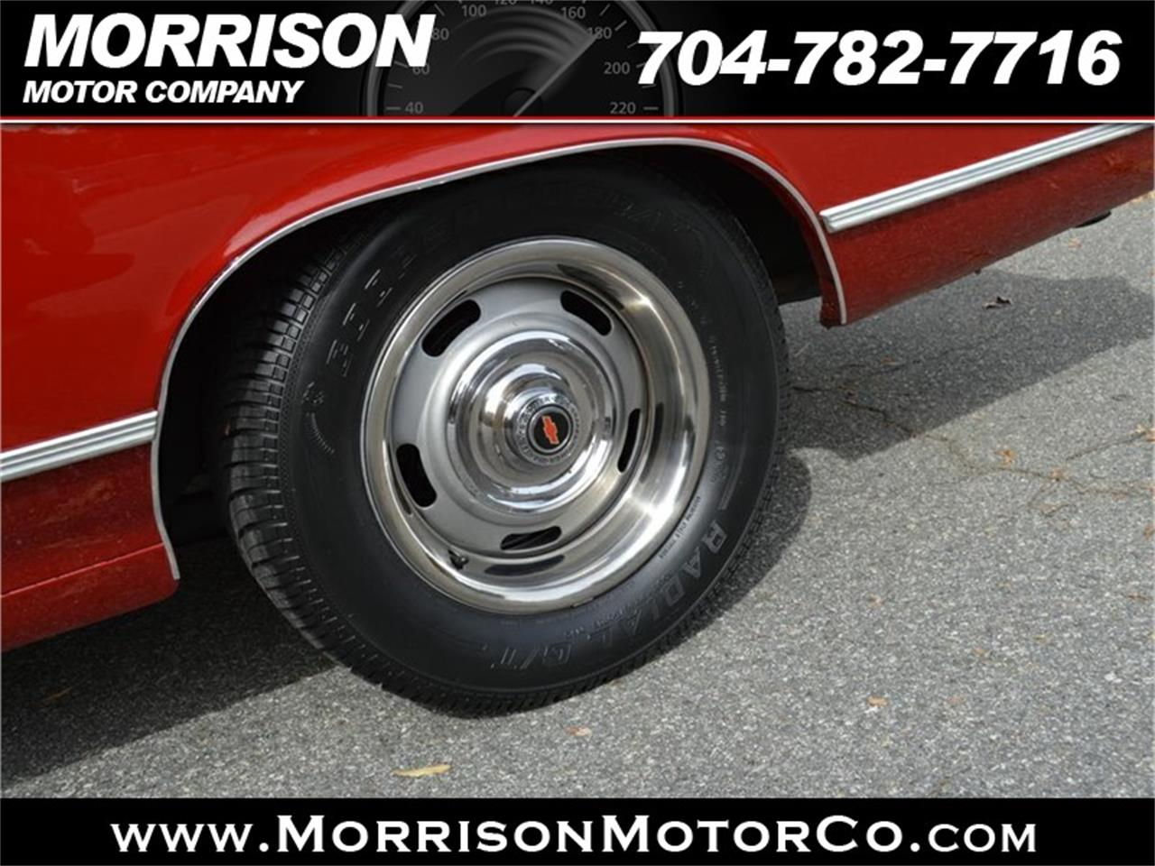 Large Picture of '67 Chevrolet Chevelle Malibu located in Concord North Carolina Offered by Morrison Motor Company - P626