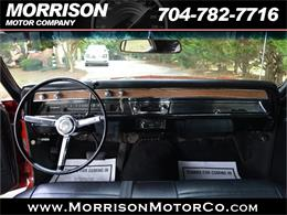 Picture of Classic '67 Chevrolet Chevelle Malibu located in North Carolina - $24,900.00 Offered by Morrison Motor Company - P626
