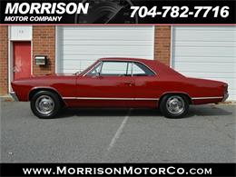 Picture of Classic 1967 Chevelle Malibu located in North Carolina Offered by Morrison Motor Company - P626