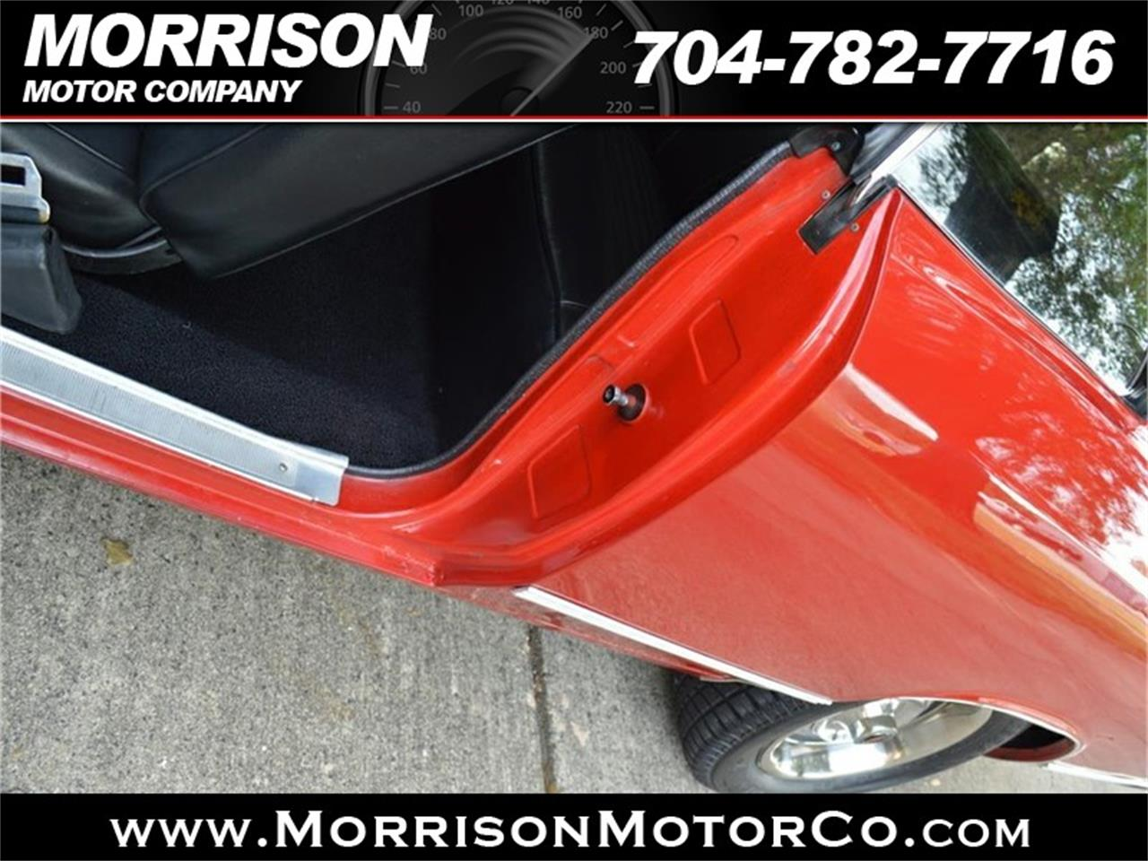 Large Picture of '67 Chevrolet Chevelle Malibu located in Concord North Carolina - $24,900.00 Offered by Morrison Motor Company - P626