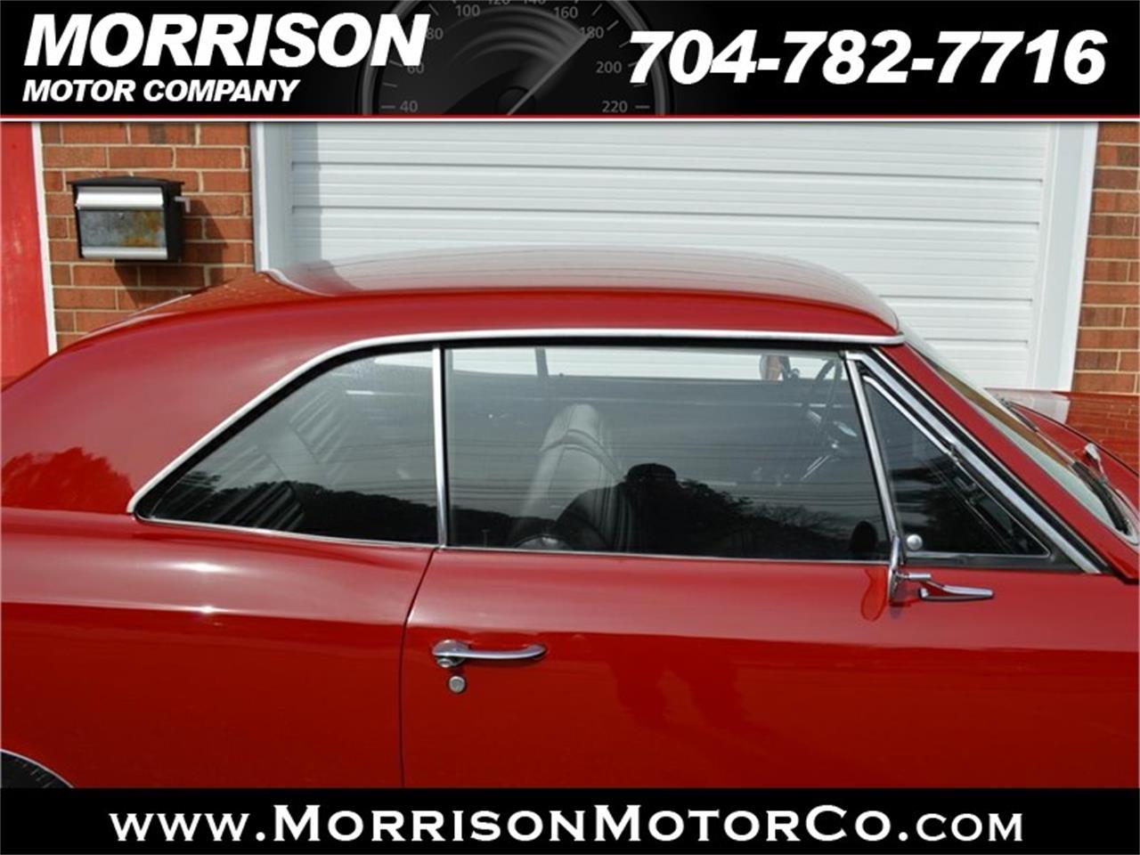 Large Picture of '67 Chevelle Malibu - P626
