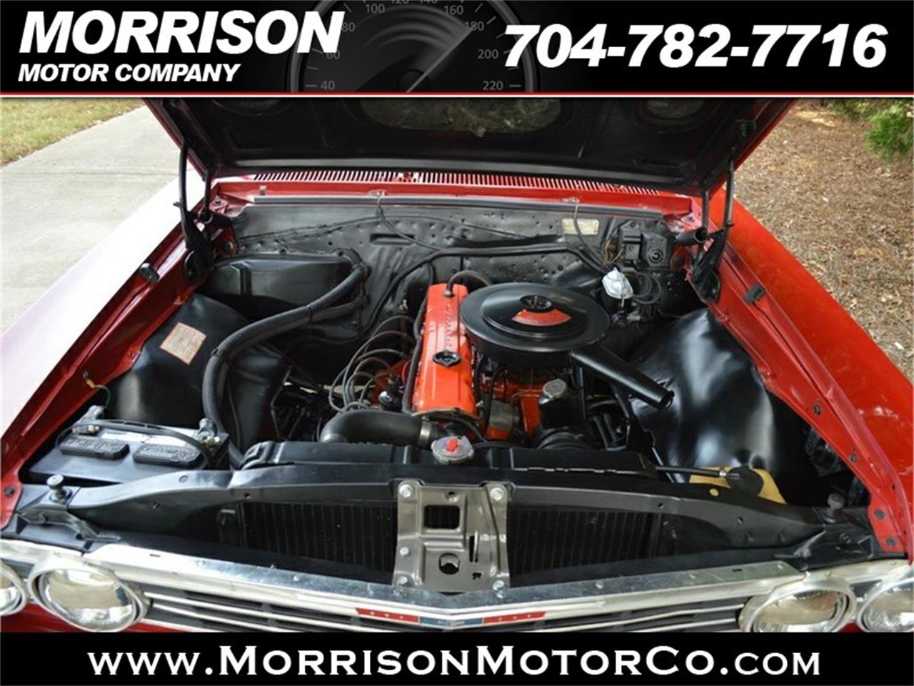 Large Picture of Classic 1967 Chevelle Malibu located in Concord North Carolina - $24,900.00 Offered by Morrison Motor Company - P626