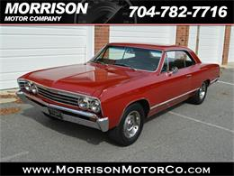 Picture of '67 Chevelle Malibu Offered by Morrison Motor Company - P626