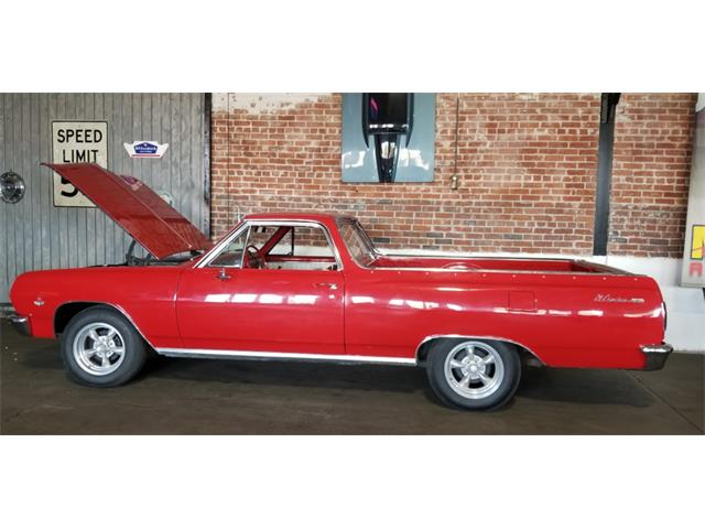 Picture of Classic '65 Chevrolet El Camino - $16,500.00 Offered by  - P63R
