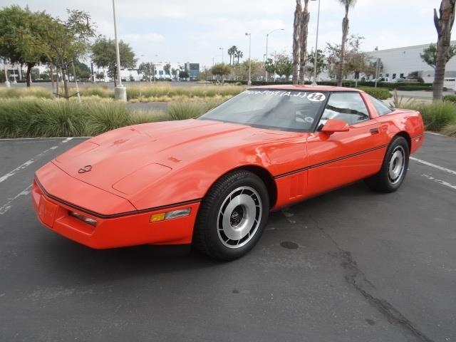 Picture of '84 Corvette located in Anaheim California Offered by  - P63Z
