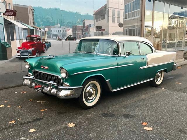 Picture of '55 Bel Air - P645