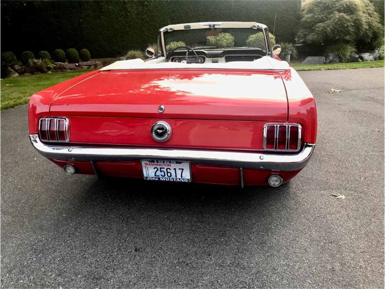 Large Picture of '65 Mustang - P648