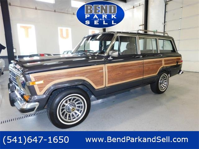 Picture of 1989 Grand Wagoneer - P64F