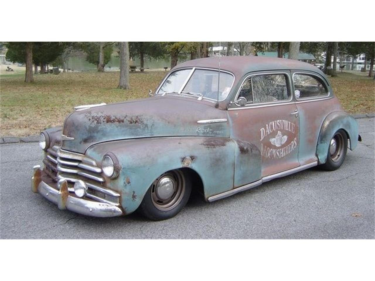 For Sale 1947 Chevrolet Fleetmaster In Hendersonville Tennessee